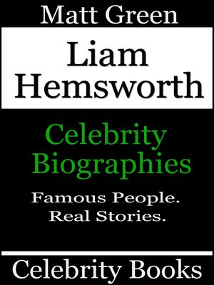 cover image of Liam Hemsworth