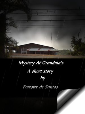 cover image of Mystery At Grandma's