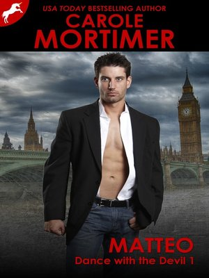 cover image of Matteo (Dance with the Devil 1)