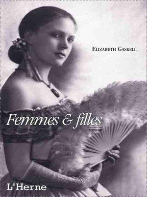 cover image of Femmes et filles