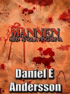 cover image of Mannen med änglavingarna