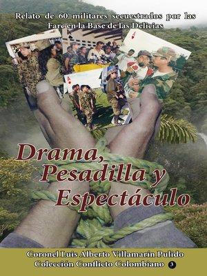 cover image of Drama, Pesadilla y Espectáculo