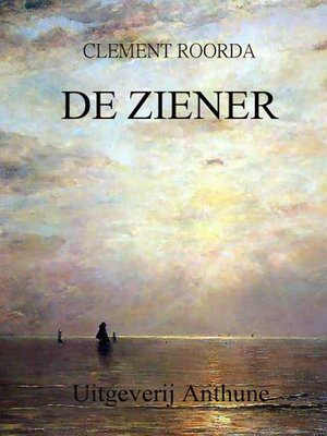 cover image of De Ziener
