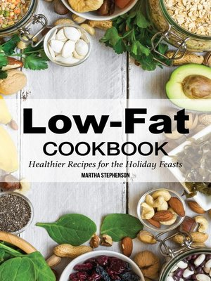 cover image of Low-Fat Cookbook