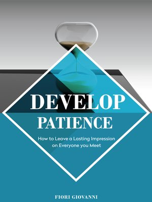 cover image of Develop Patience