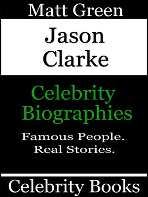 cover image of Jason Clarke