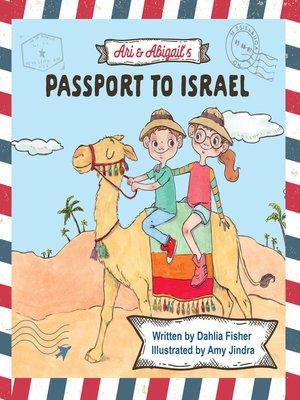 cover image of Ari & Abigail's Passport to Israel