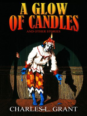 cover image of A Glow of Candles and Other Stories