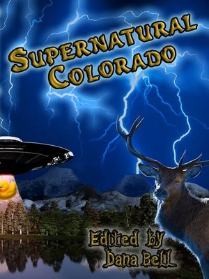 cover image of Supernatural Colorado