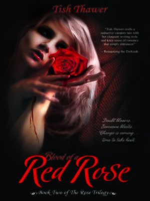 cover image of Blood of a Red Rose