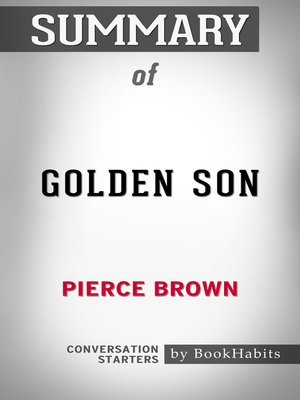 cover image of Summary of Golden Son by Pierce Brown / Conversation Starters