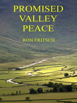cover image of Promised Valley Peace