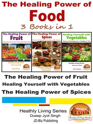 cover image of The Healing Power of Food