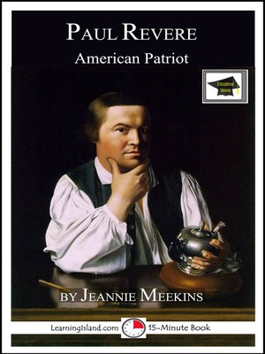 cover image of Paul Revere
