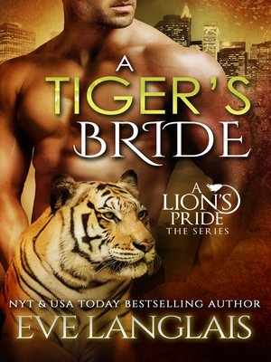 cover image of A Tiger's Bride