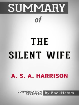 cover image of Summary of the Silent Wife