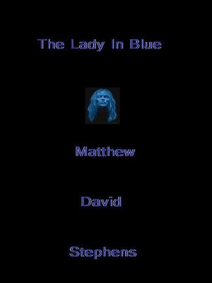 cover image of The Lady in Blue