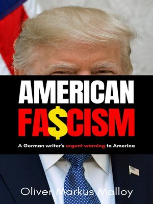 cover image of American Fascism