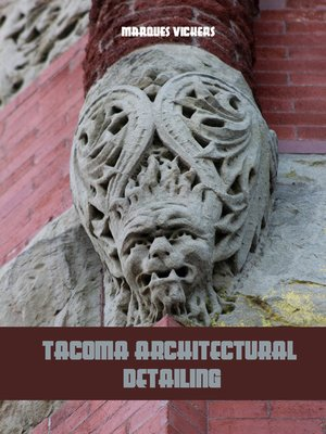 cover image of Tacoma Architectural Detailing
