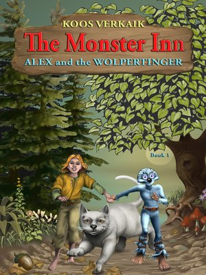 cover image of The Monster Inn