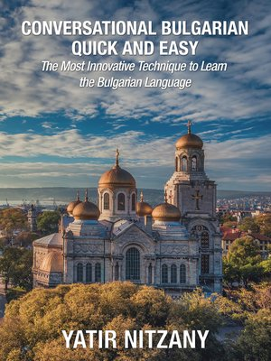 cover image of Conversational Bulgarian Quick and Easy