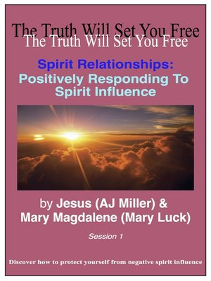 cover image of Positively Responding to Spirit Influence Session 1
