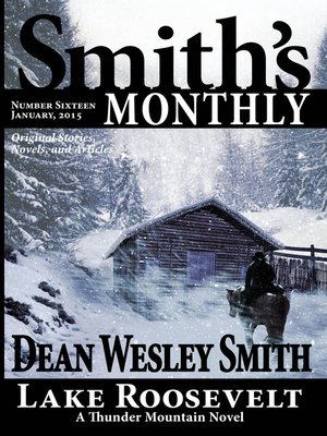 cover image of Smith's Monthly #16