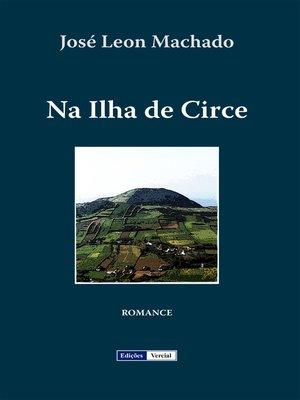 cover image of Na Ilha de Circe