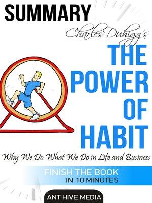 power of habit pdf charles duhigg d