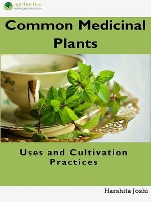 cover image of Common Medicinal Plants