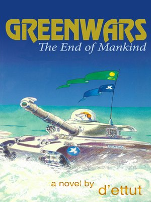 cover image of Greenwars