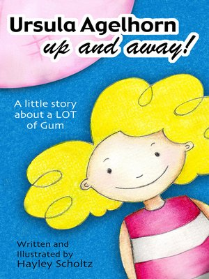 cover image of Ursula Agelhorn, Up and Away!