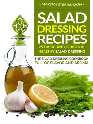 cover image of Salad Dressing Recipes