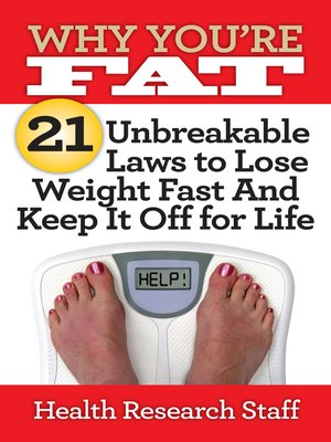 cover image of Why You're Fat