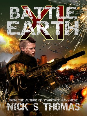 cover image of Battle Earth XI (Book 11)