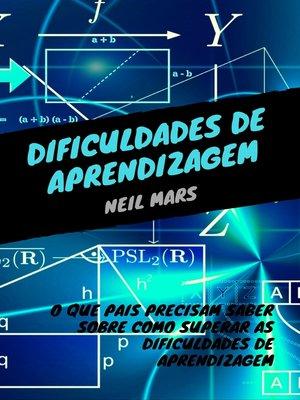 cover image of Dificuldades de Aprendizagem