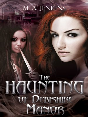 "cover image of ""The Haunting of Debishire Manor"""