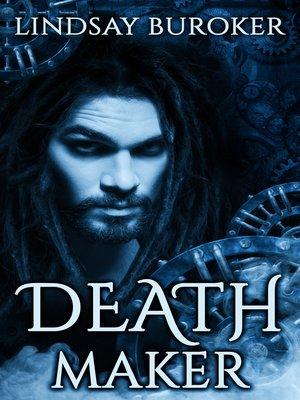 cover image of Deathmaker (Dragon Blood, Book 2)