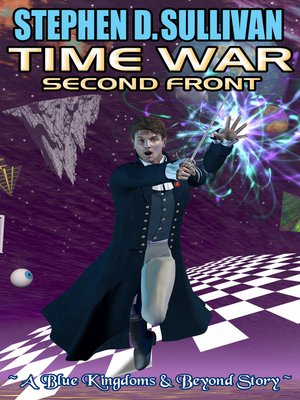 cover image of Time War Second Front