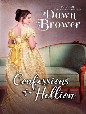 cover image of Confessions of a Hellion