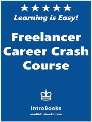 cover image of Freelancer Career Crash Course
