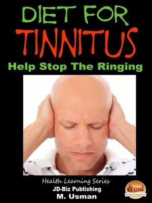 cover image of Diet for Tinnitus