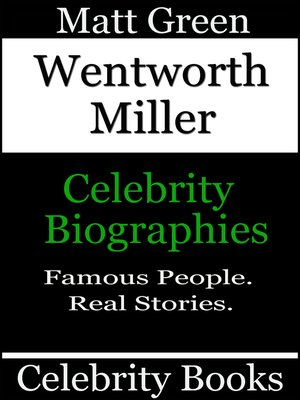 cover image of Wentworth Miller