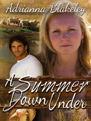 cover image of A Summer Down Under