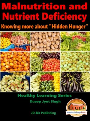 cover image of Malnutrition and Nutrient Deficiency