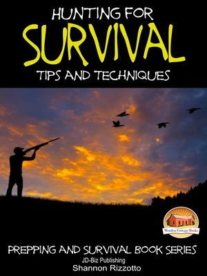 cover image of Hunting for Survival