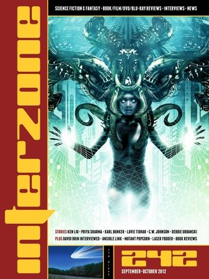 cover image of Interzone 242 Sept