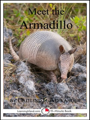 cover image of Meet the Armadillo