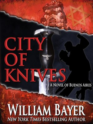cover image of City of Knives