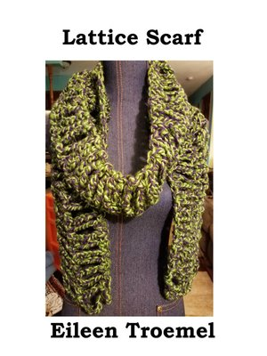 cover image of Lattice Scarf